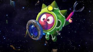 Космические жмурки  - Смешарики. ПИН - код | Познавательные мультфильмы