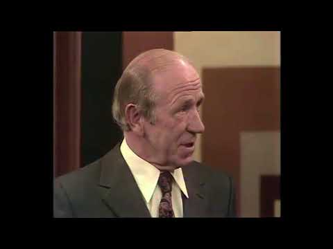 Sir Matt Busby On George Best | This Is Your Life | History Of Football