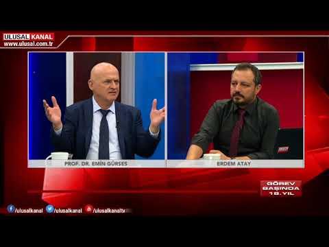 Başkent Kulisi-  18 Temmuz 2018- Prof. Dr. Emin Gürses- Erdem Atay- Ulusal Kanal