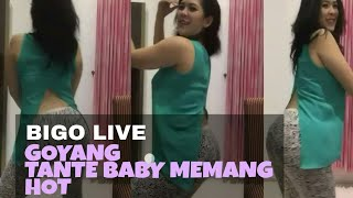 Video BIGO LIVE, Goyang Hot Tante Baby Pantat montok download MP3, 3GP, MP4, WEBM, AVI, FLV Oktober 2018