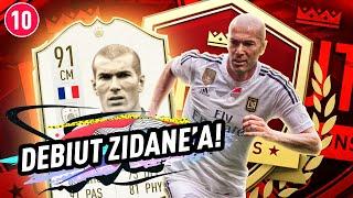 Debiut ZIDANE'A w FUT CHAMPIONS! LA FIFA 20 [#10] JUNAJTED