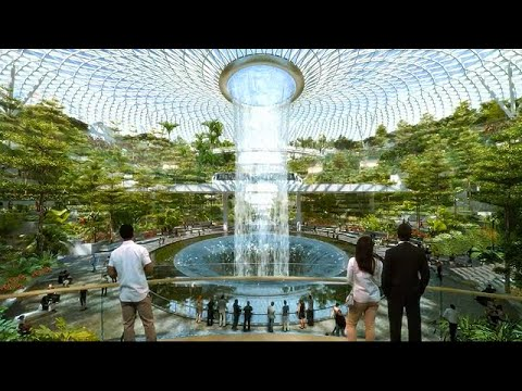 Jewel Changi Airport - The World's Best Airport