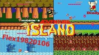 Adventure Island - NES: Hudson