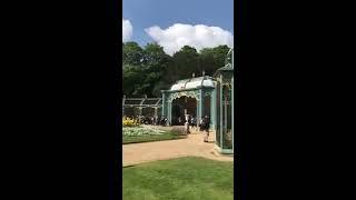 Waddesdon Manor aviary