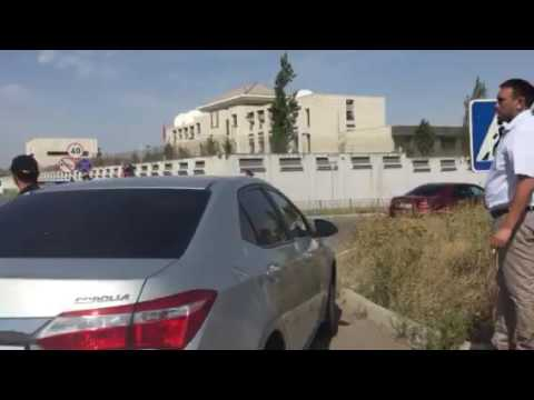 Explosion at Chinese embassy in Kyrgyzstan leaves one dead