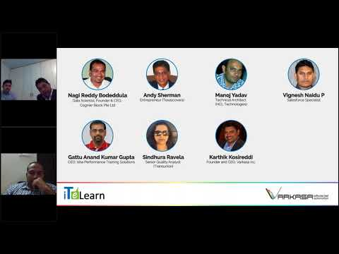"Karthik""s Technical Panel Discussion III - iTeLearn"