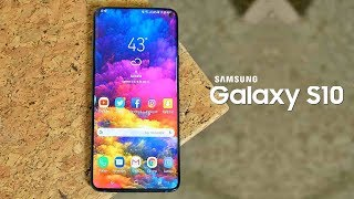 Samsung Galaxy S10 - FIRST REAL LOOK