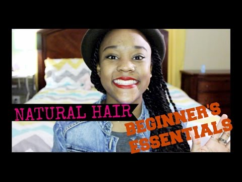 Natural Hair Essentials: Starter Kit for Beginners