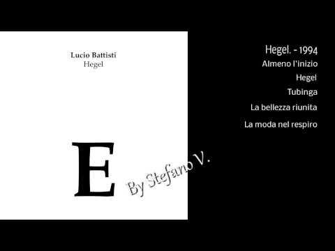 Lucio Battisti - Hegel - 1994 - Full album
