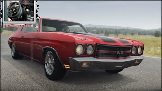 Forza Horizon 2 Online Drift Build- 1970 Chevelle SS 454 w/Wheel Cam