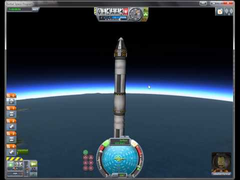 Orbital Mechanics Review with KSP