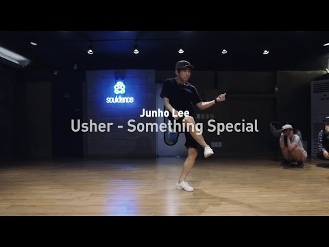 """JUNHO LEE Class """"Something Special by Usher"""""""