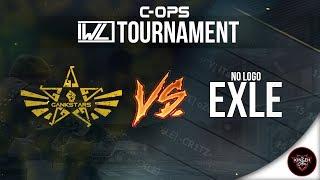 C-Ops Tournament: GankStars vs EXLE