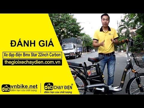 Đánh giá xe đạp điện Bmx Star 22inch Carbon