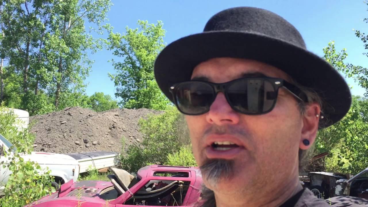 422bd1a598 Motor Show – VíDEO: Hallazgo impresionante en junker de Michigan, Parte 4