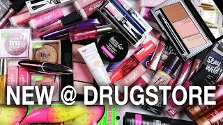 WHAT'S NEW AT THE DRUGSTORE | SUPER HAUL