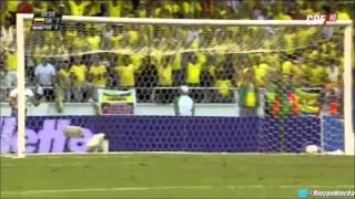 Goles De La Selección Colombia, Eliminatoria Camino Al mundial FIFA Brasil 2014
