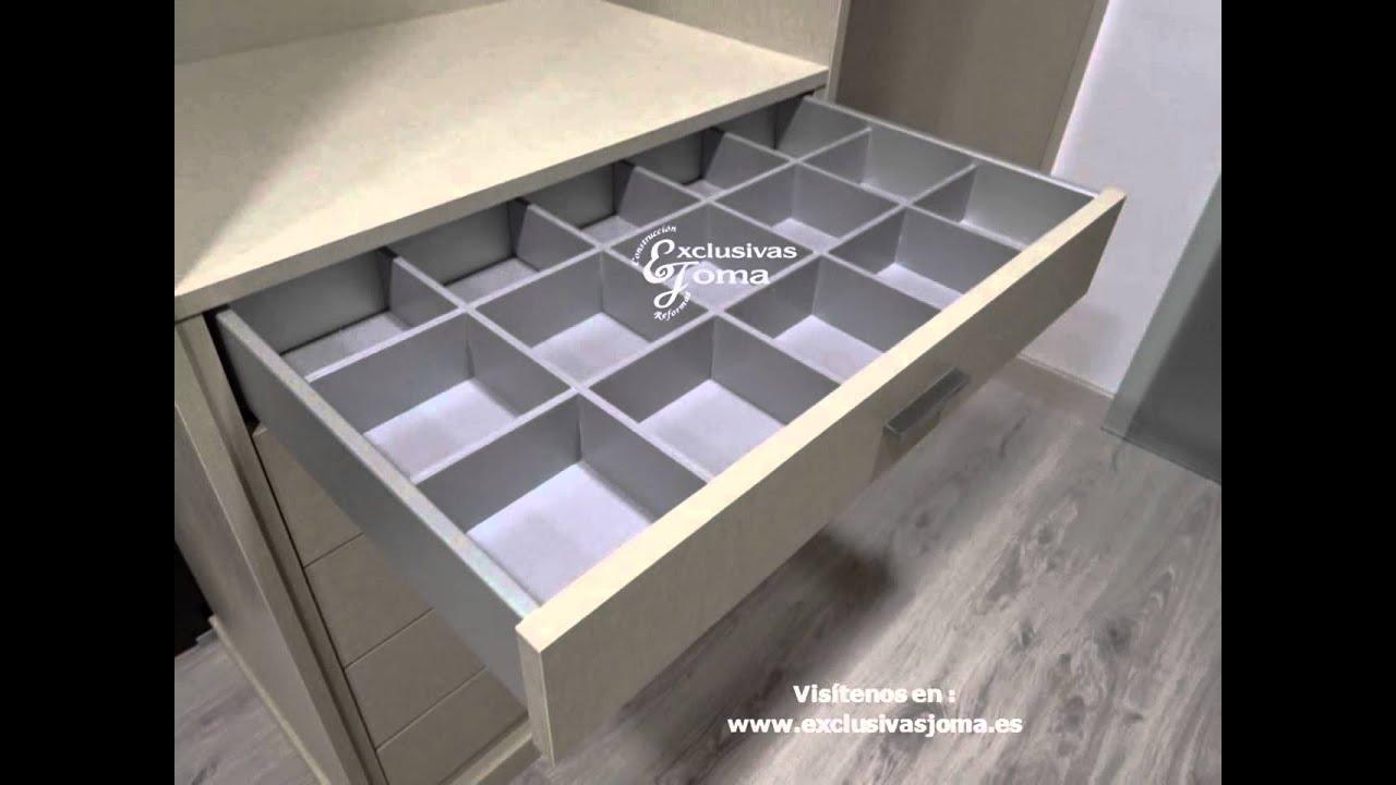 Adaptación de 2 habitaciones con vestidor de 14m2 - YouTube