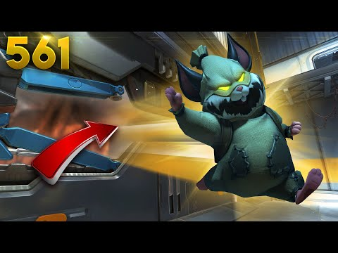 Amazing Hammond Escape!! | Overwatch Daily Moments Ep.561 (Funny and Random Moments)