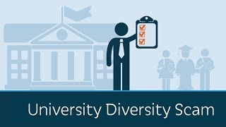 What is the University Diversity Scam? thumbnail