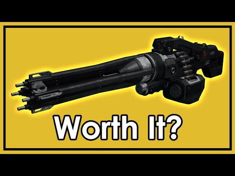Destiny 2: Is Heir Apparent Worth Getting? Exotic Machine Gun