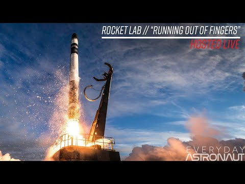 Watch Rocket Lab Test Booster Recovery Hardware For The First Time!
