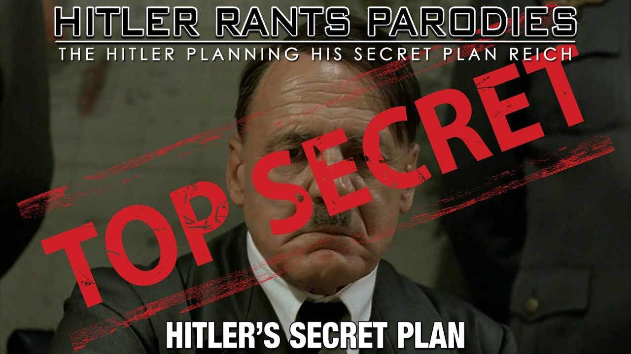 Hitler's secret plan