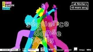 Festival Séquence Danse Paris 2014