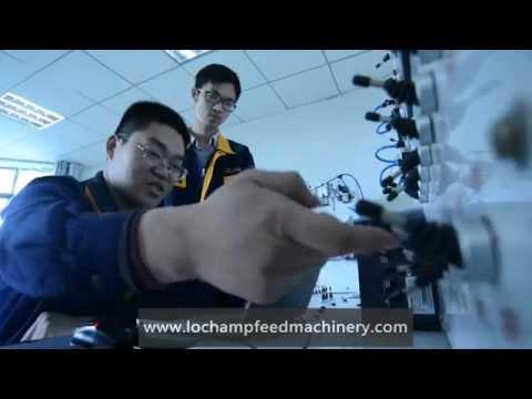 Fish Feed Processing Machine,Fish Feed Machinery Price,LoChamp Machinery Manufacturing Co.Ltd