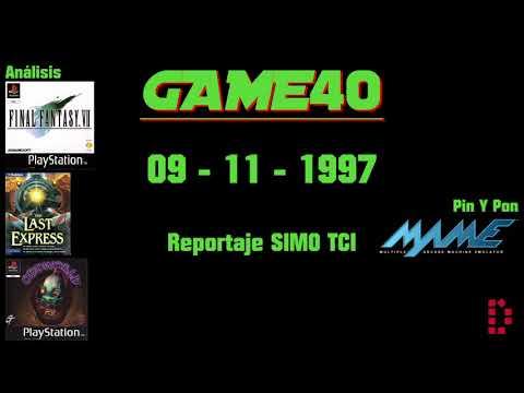 Game 40 - Entrevista a José María Martín de la revista Computer Gaming World.
