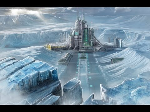 It's for Antarctica !! Leak Information about the SECRET MILITARY Bases of Russia!