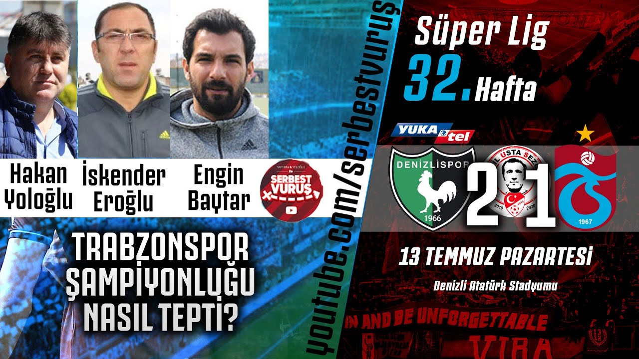 Trabzonspor Denizlispor