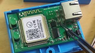 видео eBox-WIFI-01 WiFi адаптер для контроллеров Epsolar Epever — купить в Солнечные.RU