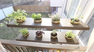 Diy Hanging Planter | Withheart