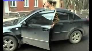ГАИ г. Харцызска, капитан Петренко, (новости lawnews, 14.04.2011)