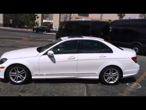 2013 mercedes benz c class c300 4matic sport sedan youtube for 2013 mercedes benz c300 4matic