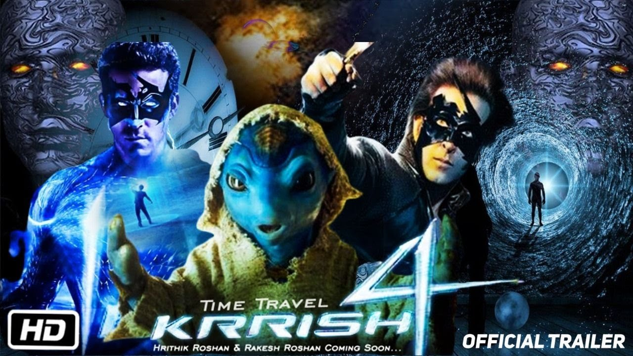 "Download ""Krrish 4 Trailer""Official | 61 Mysterious Facts| Hrithik Roshan | Deepika Padukone | Rakesh Roshan"