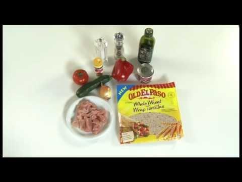 GORILLA Rezept - Tortillas (1) D