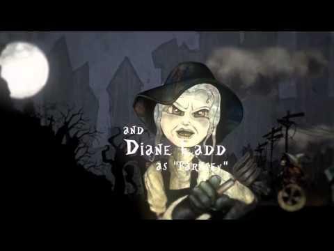 Deadtime Stories: Grave Secrets Title Animation