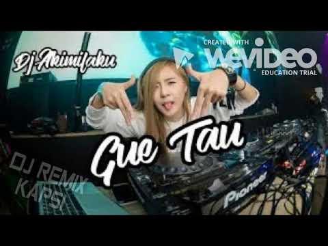 DJ GUE TAU BASS BEAT TERBARU 2018 - Mantap Jiwa