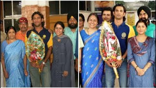 M.S.Dhoni : The untold story   Unseen M.S.D real life photos