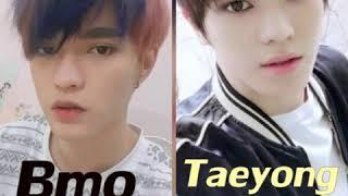 Cam_pop Vs  K_pop  🇰🇭🇰🇭 Vs  🇰🇷🇰🇷  Bmo  Vs  Taeyong