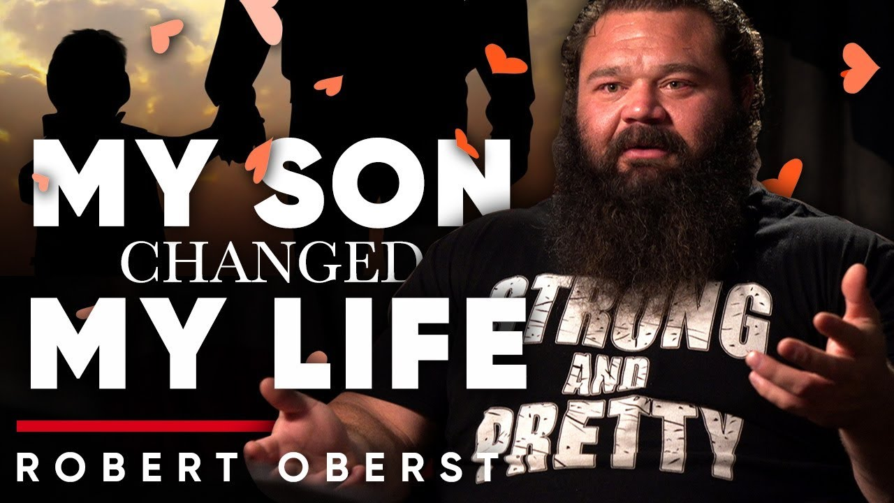 ROBERT OBERST - HOW THE BIRTH OF MY SON HAS CHANGED ME | London Real