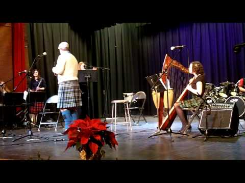 Norwich Free Academy Celtic Club !PIPES! Bells and Whistles Part 1 of 4