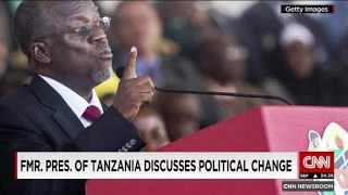 Political Change in Tanzania