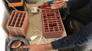 Basit ısıtıcı yapımı
