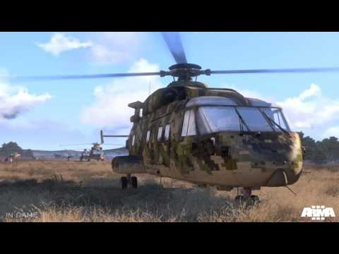 Arma 3 Win - Soundtrack (OST) [54: LZ Hot]