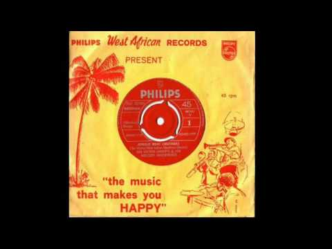 Sir Victor Uwaifo & His Melody Maestroes - Jungle Beat (Mutaba)