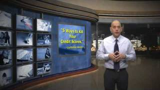 Credit Score Secrets Revealed