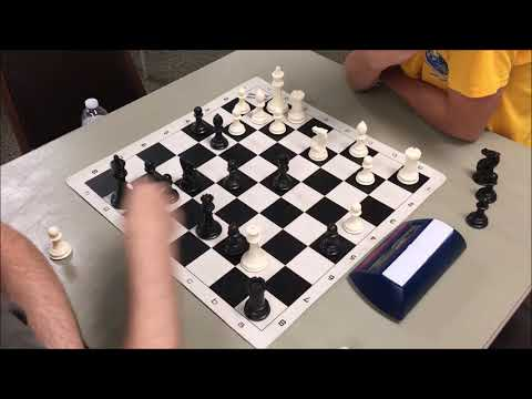 Sweet Sneaky Checkmate Ends Tough Game!
